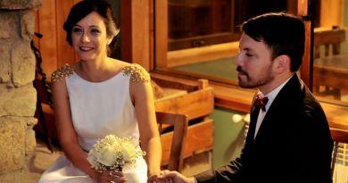 Ayelén Rasquetti se casó en Ushuaia: conocé los secretos de una boda de película