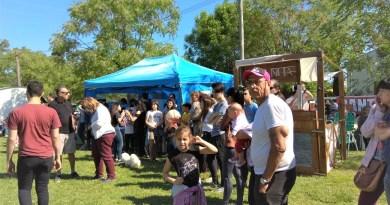 Importante cantidad de visitantes en la Feria Rural de octubre