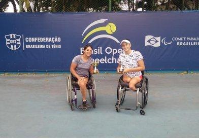 Florencia Moreno campeona en Brasil