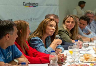 """Vidal reunió a los candidatos """"sin tierra"""" e invitó a Mac Goey e Iturmendi"""