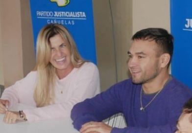 Fassi lo hizo: Hernán Muerza se sumó al Frente con Todos