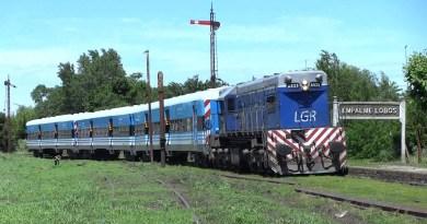 Desde hoy, los fines de semana habrá trenes a Uribelarrea y Lobos
