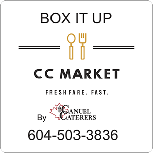 Catering Vancouver Lower Mainland and Fraser Valley