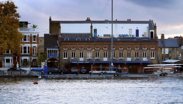 London Rowing Club - Canvas Events