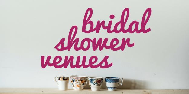 Bridal Shower Venues