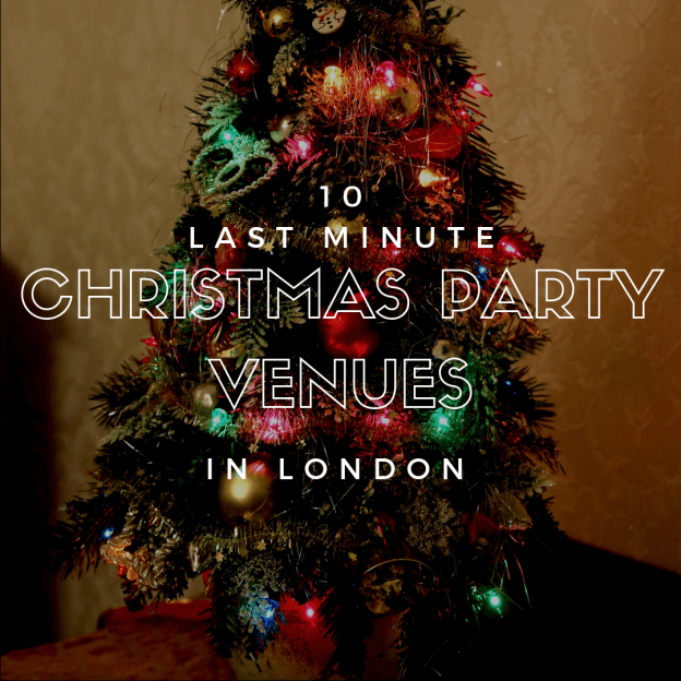 10 last minute christmas party venues (1)