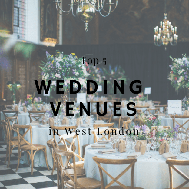 Top 5 wedding venues in west london (1)