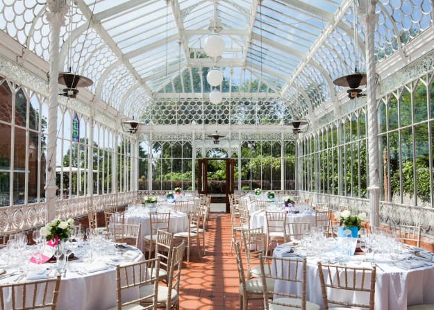 horniman museum and gardens wedding venue