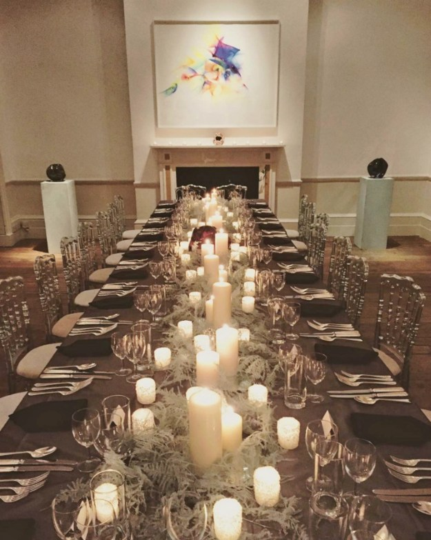 fitzroy square gallery private dining