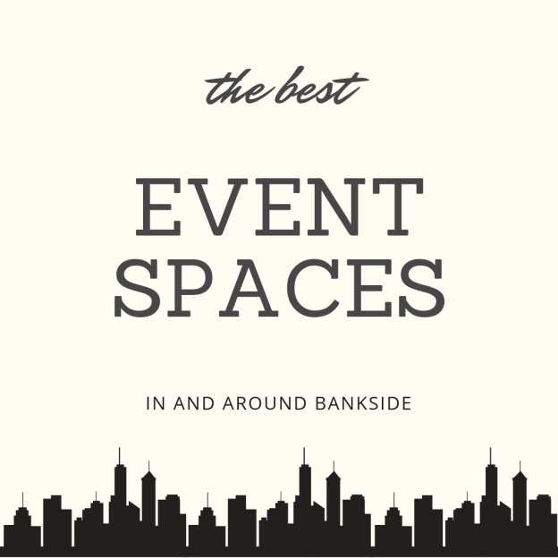 the best event space in bankside