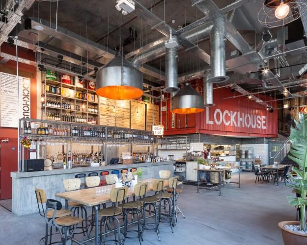 lockhouse drinking dens london