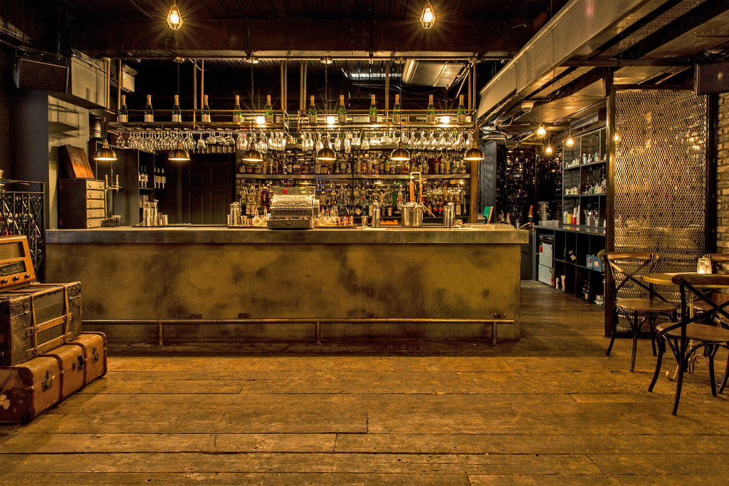 The Bootlegger London Venue Hire Canvas Events