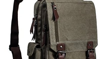 Mygreen Sling Backpack for Men and Women One Shoulder Single Strap ...