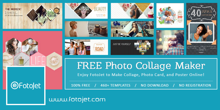 create a collage ideas