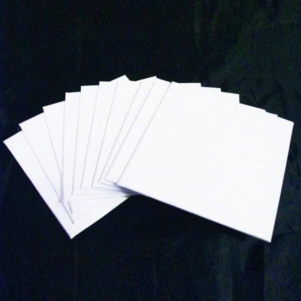 Blank Canvas Panels Boards - Artist Supplies