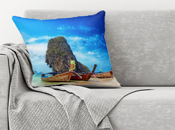 custom photo pillows design
