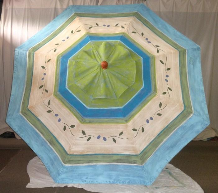 al Fresco/New Umbrella for 2015