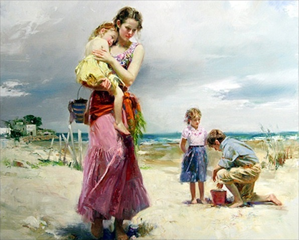 Image result for pino daeni painter