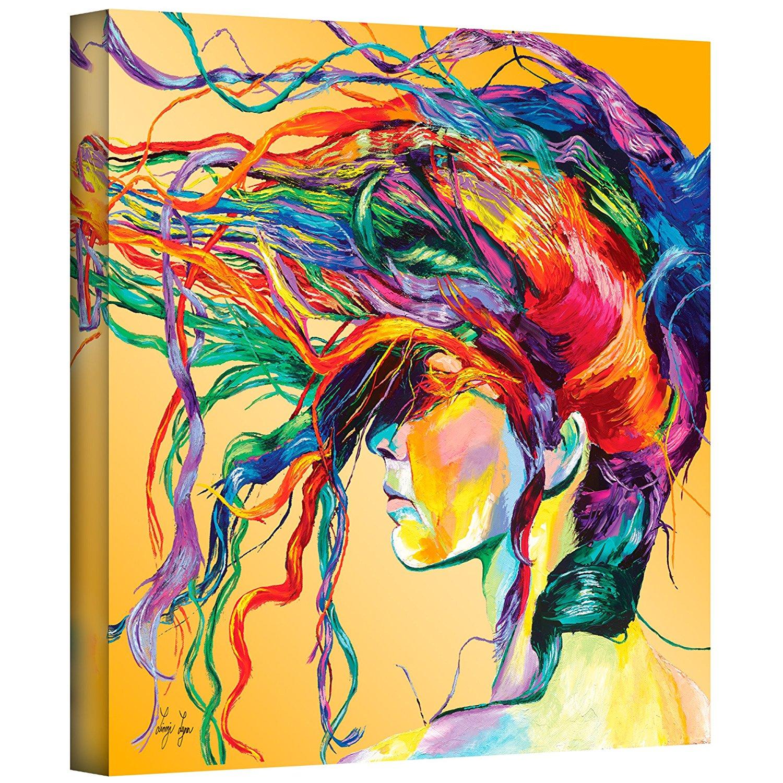 windswept canvas wall art