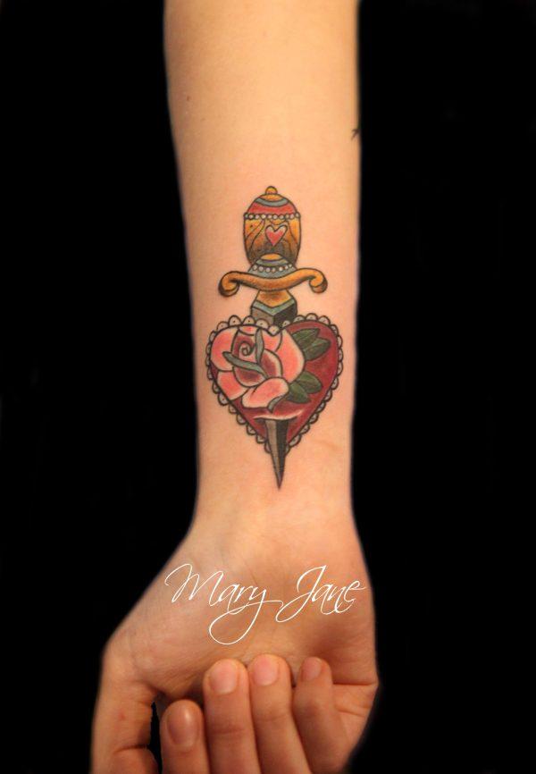 Charlotte Nc Custom Tattoo Canvas & Art