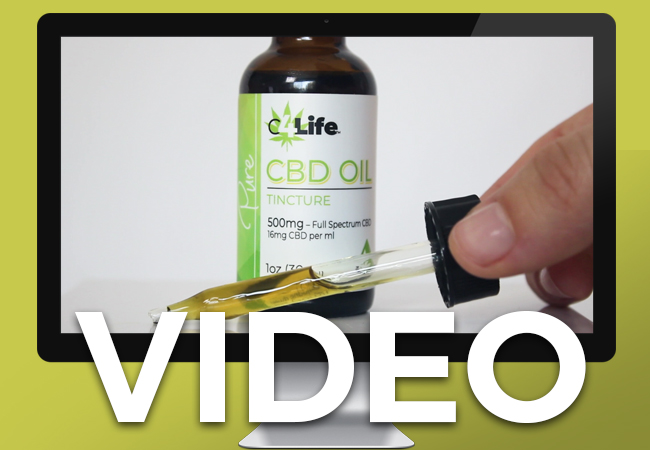 C4Life Trust The Difference of Pure Certified CBD
