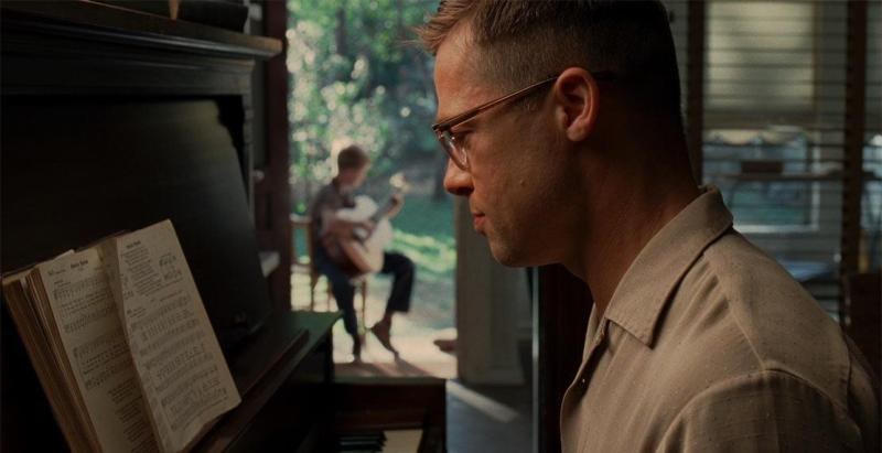 Brad Pitt in The Tree of LIfe
