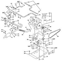 1962 Cadillac Engine Fluids Diagram 1970 Cadillac Engine