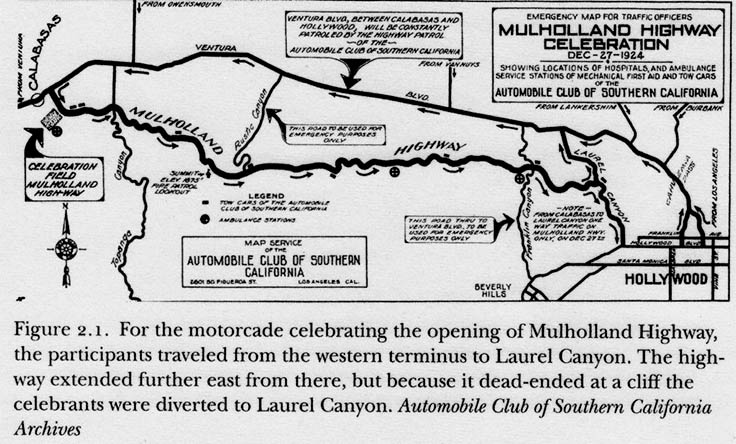 The Battle For Mulholland Highway
