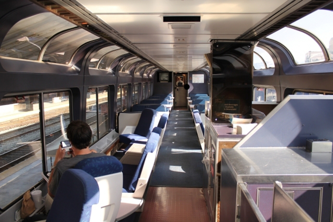 Riot On The Southwest Chief 1  Canyon News