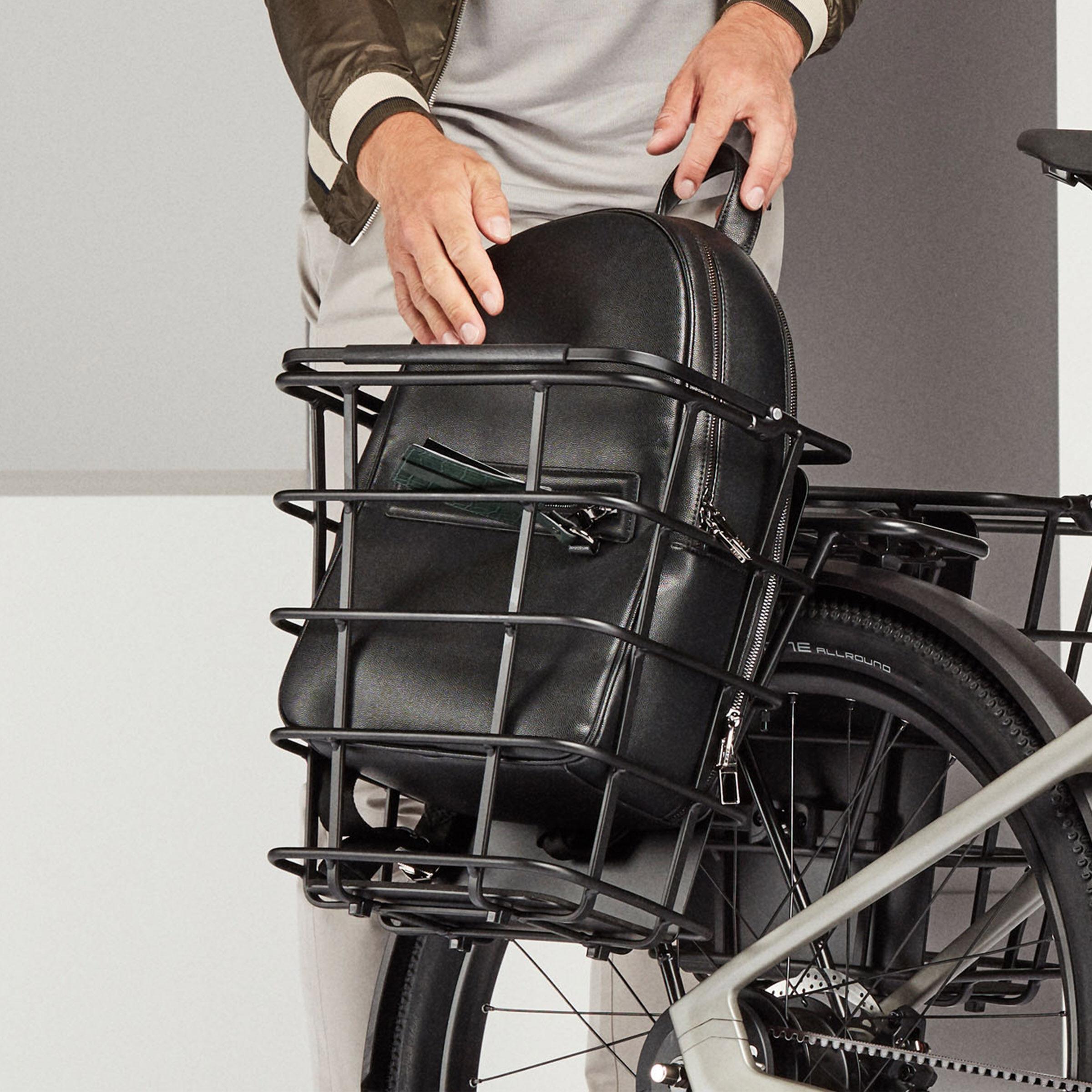 canyon load bike basket