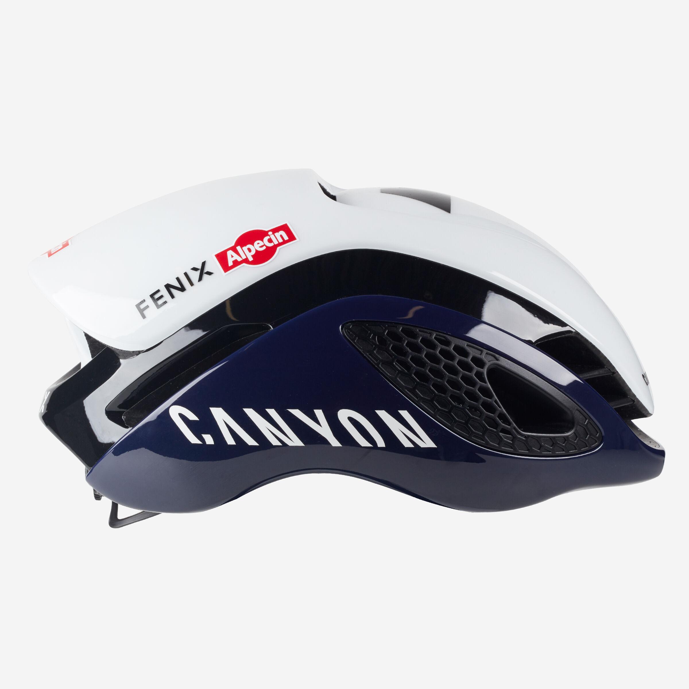 abus alpecin fenix gamechanger helmet