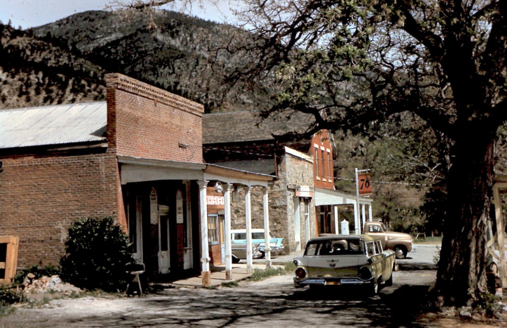 HERB RINGERS WEST Genoa Nevada Late 50s The Zephyr