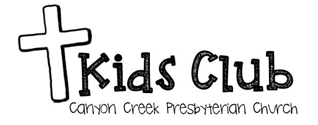 Canyon Creek Presbyterian Church: Children Preschool-5th
