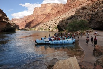 Grand Canyon River Rafting Trips