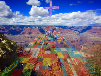 Grand Canyon Nations to Christ