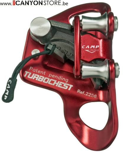 Camp Turbochest - red