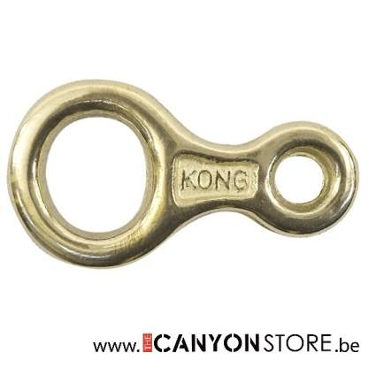 Kong figure of eight keyring