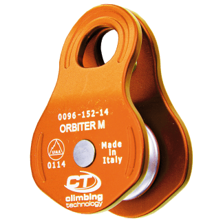Climbing Technology Orbiter M Light Alloy Pulley 2P664