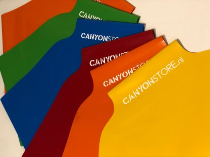 CanyonStore branded seat protectors