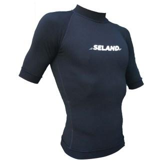 Seland Elastan (Lycra) und Polyamid T-Shirt