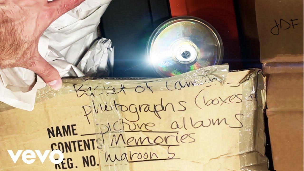 Memories, Maroon 5 | Testo, Traduzione e Video