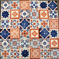 Mexican Tiles | Wrestling Masks | Silver Jewellery ...