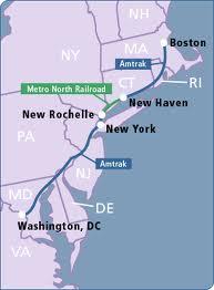 Un venerdì da pendolare tra Boston e New York