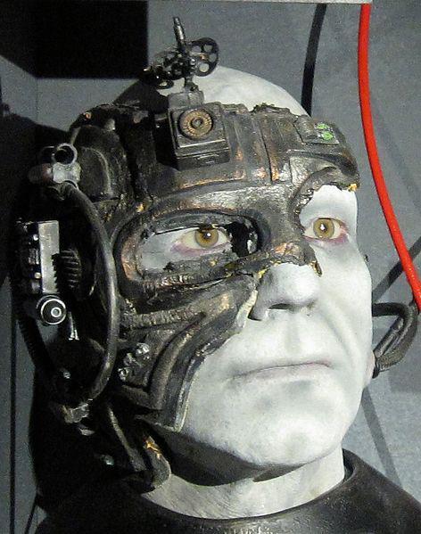 Cyborg umani prossimi venturi