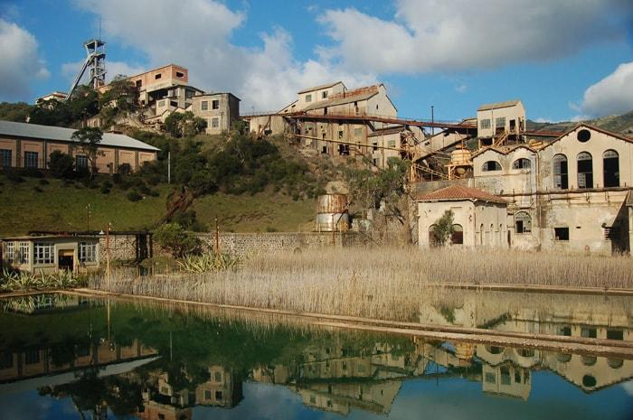 Viaggiare è conoscere – parte seconda Il lavoro perduto delle miniere della Costa Verde, in Sardegna.