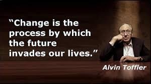 ALVIN TOFFLER, il presente del futuro