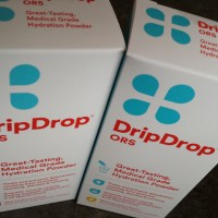 Review: Drip Drop Oral Rehydration System