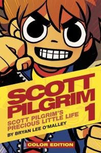 Scott Pilgrim's Precious Little Life in Color