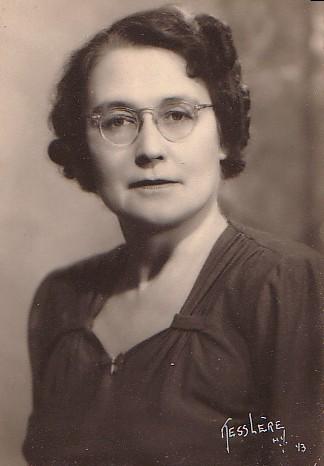 Freda Utley 1943