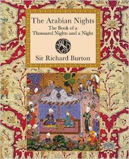 burton arabian nights